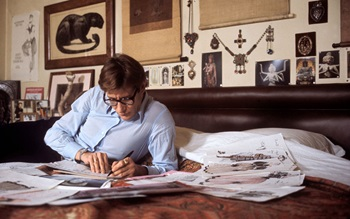Yves Saint Laurent: the man An auction at Christies