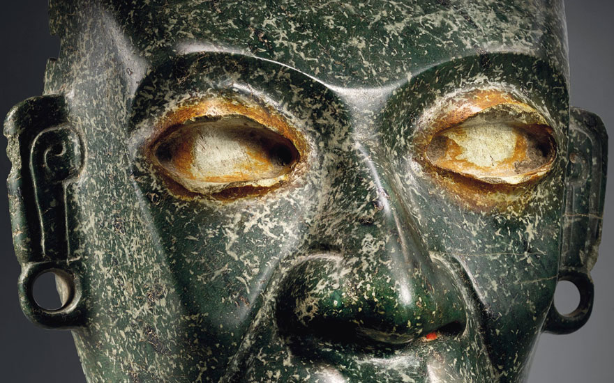 'It's simply mesmerising' — a Teotihuacán stone mask owned by Pierre Matisse