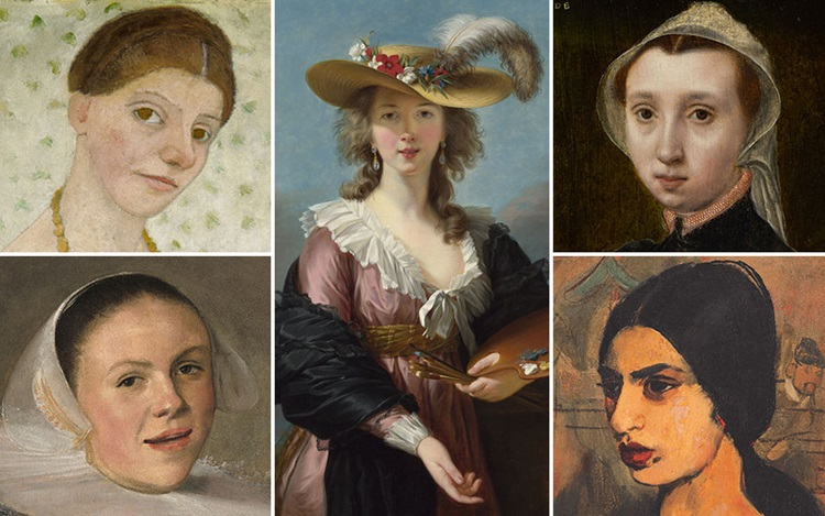 Five groundbreaking self-portr auction at Christies