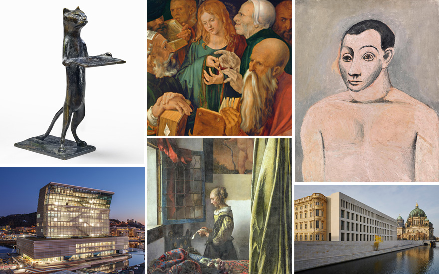 Art exhibitions and events to look forward to in 2021 — Europe