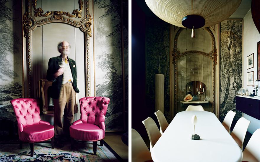 Architect And Designer Carlo Mollino S Turin Apartment Christie - Casa Mollino Sofa Table