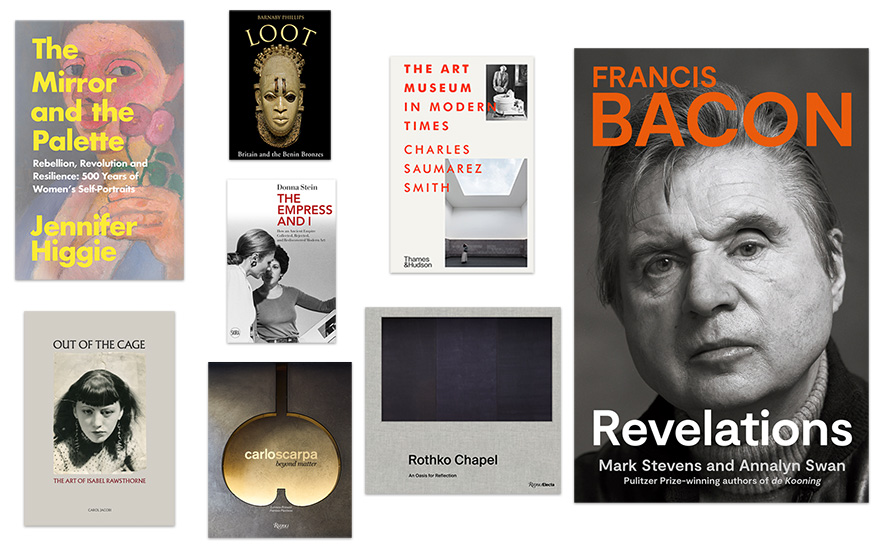 Art, architecture and design books to look out for in 2021