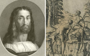 Despised by Dürer and jailed b auction at Christies