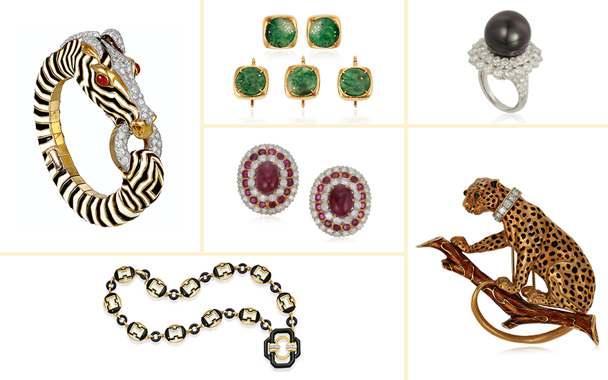 Collecting guide David Webb jewellery