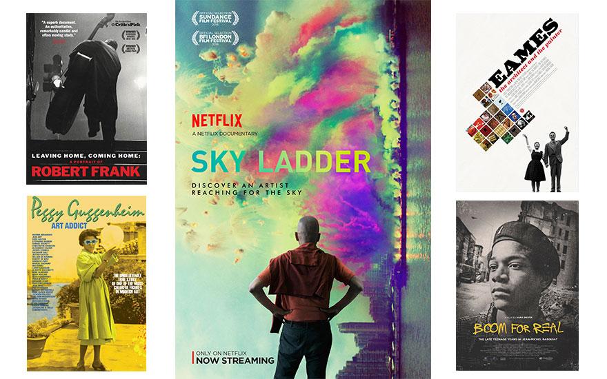 Ten of the best art documentar