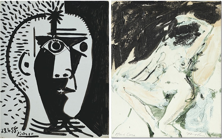 'Pushing the boundaries': the  auction at Christies
