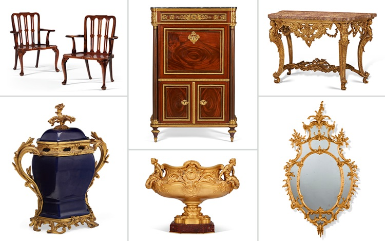 The A-Z of furniture: Terminol auction at Christies