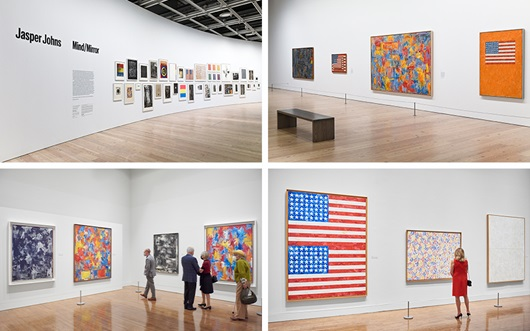 Jasper Johns: a brand new kind auction at Christies