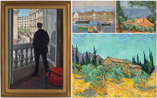 The Cox Collection: The Story  auction at Christies