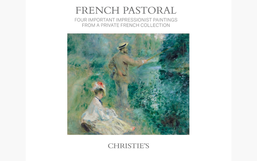 Special Publication: French Pastoral - Four Important Impressionist Paintings from a Private French Collection