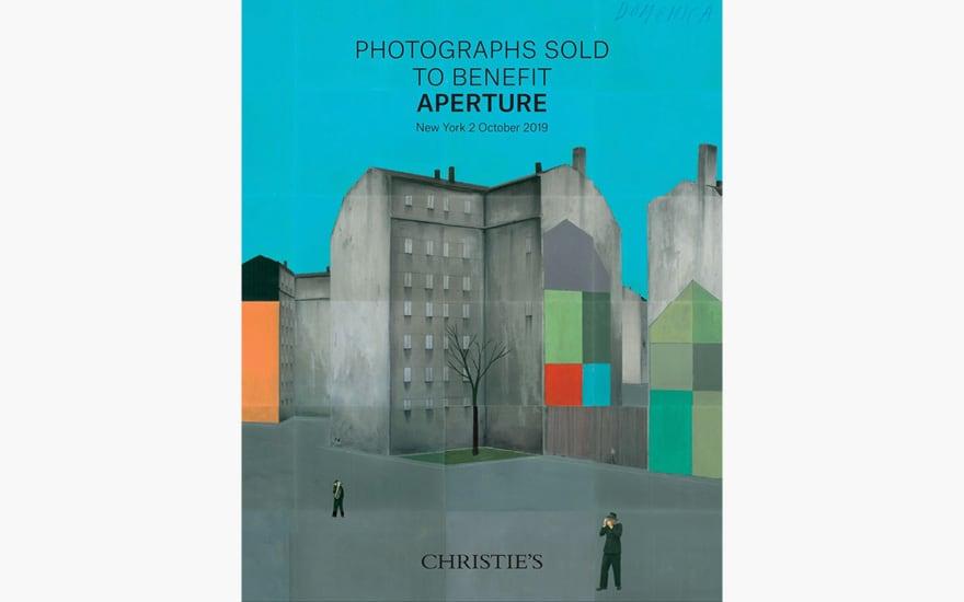 Special Publication: Photographs sold to benefit Aperture