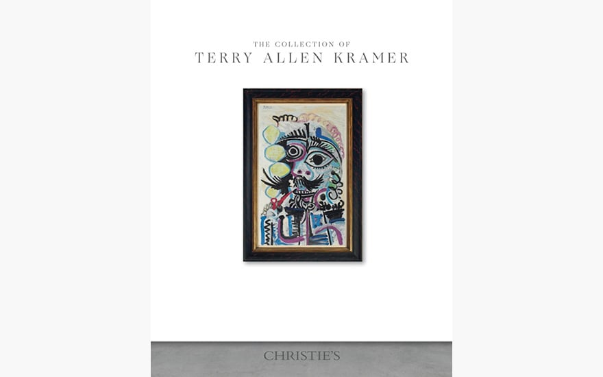 Special Publication: The Collection of Terry Allen Kramer