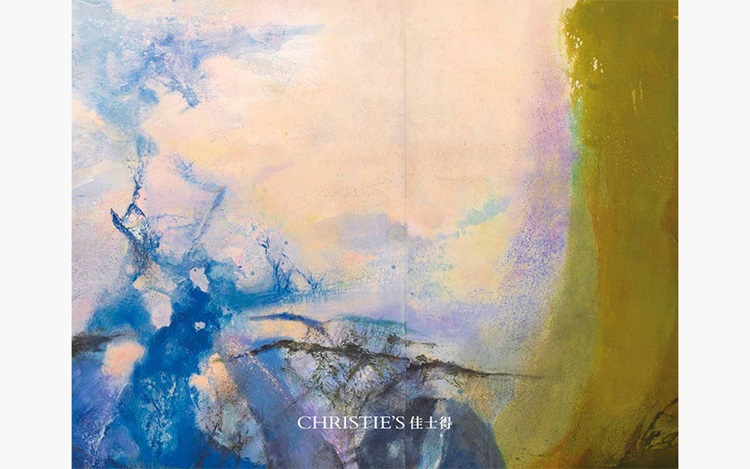 Special Publication: Zao Wou-K auction at Christies