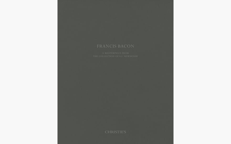Special Publication: Francis Bacon — A Masterpiece from The Collection of S.I. Newhouse