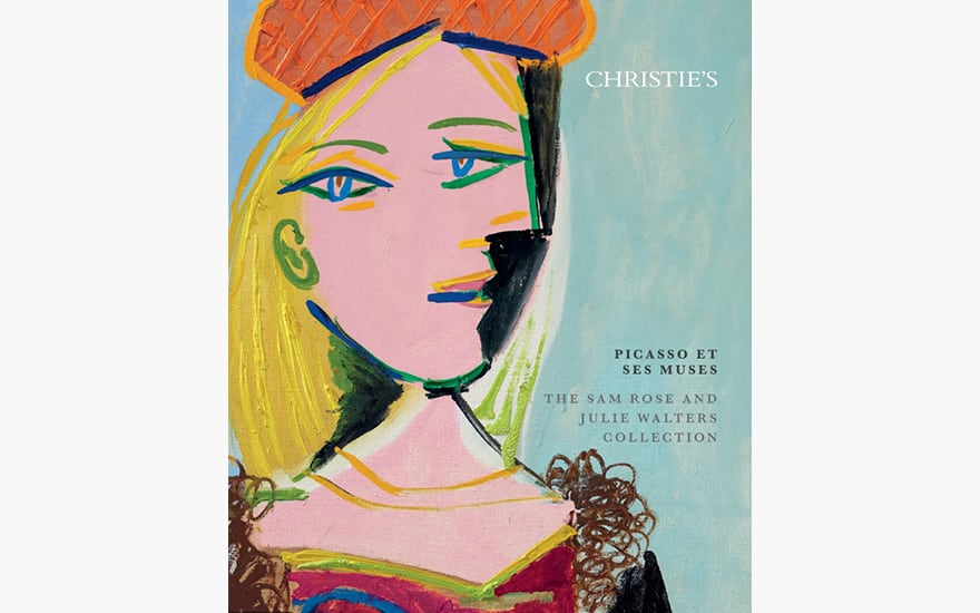 Special Publication: Picasso et Ses Muses — The Sam Rose and Julie Walters Collection