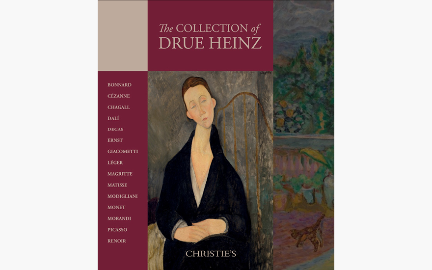 Special Publication: The Collection of Drue Heinz