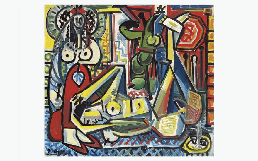 Expert view: Pablo Picasso, Fe