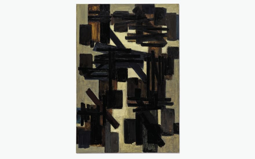 Expert view: Pierre Soulages,
