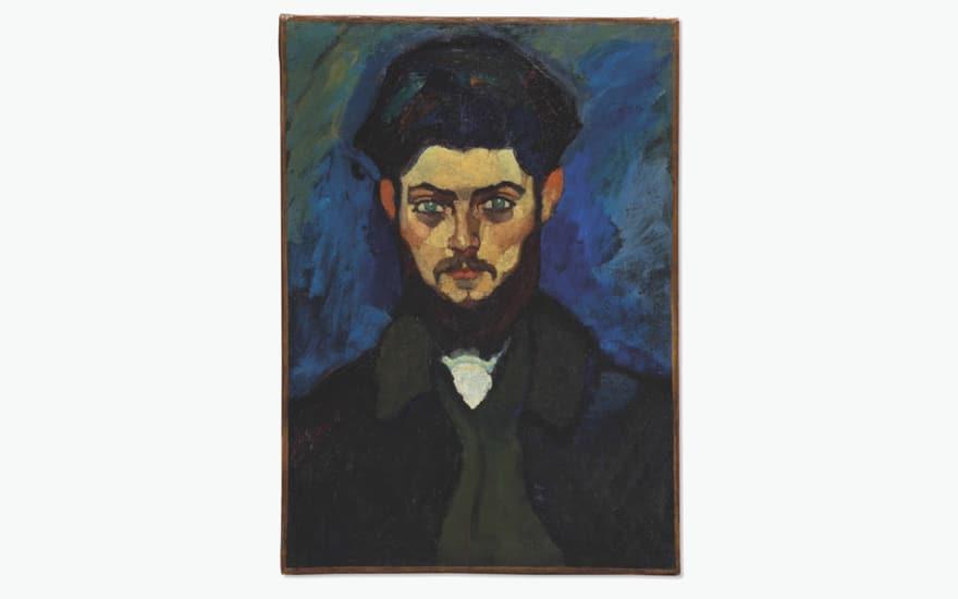 Expert view: Modigliani, Portr