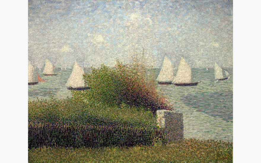Georges Seurat (1859-1891)