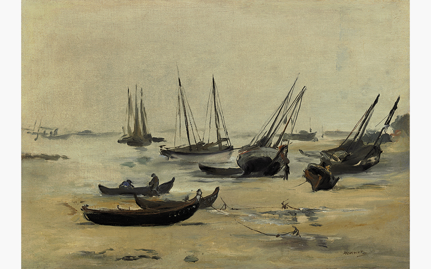 Edouard Manet (1832-1883)