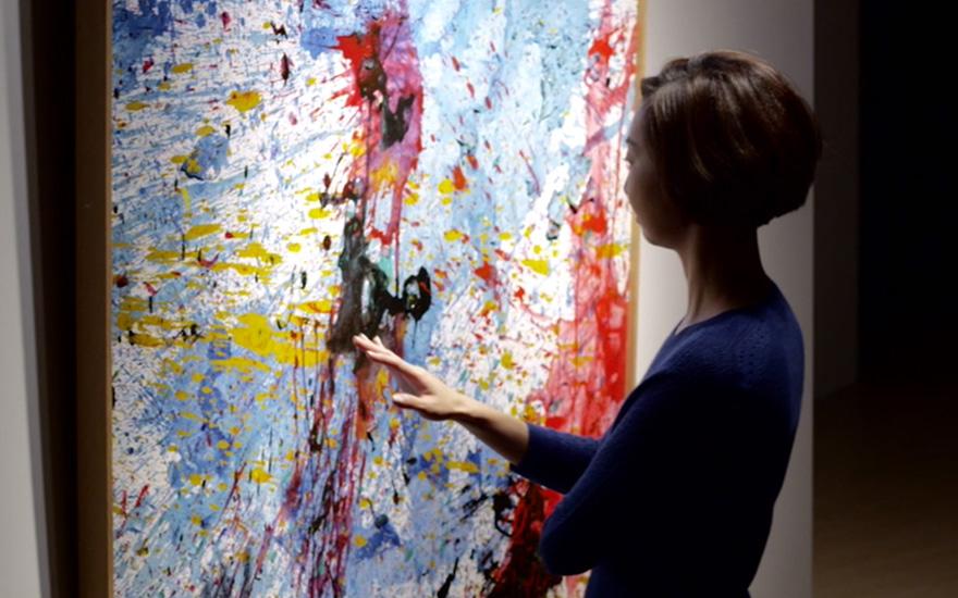 Modern asian artist