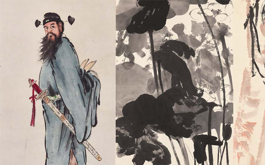 Chinese painting through the ages