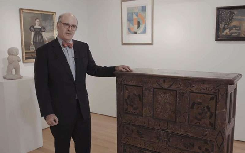 Discovery: American furniture&