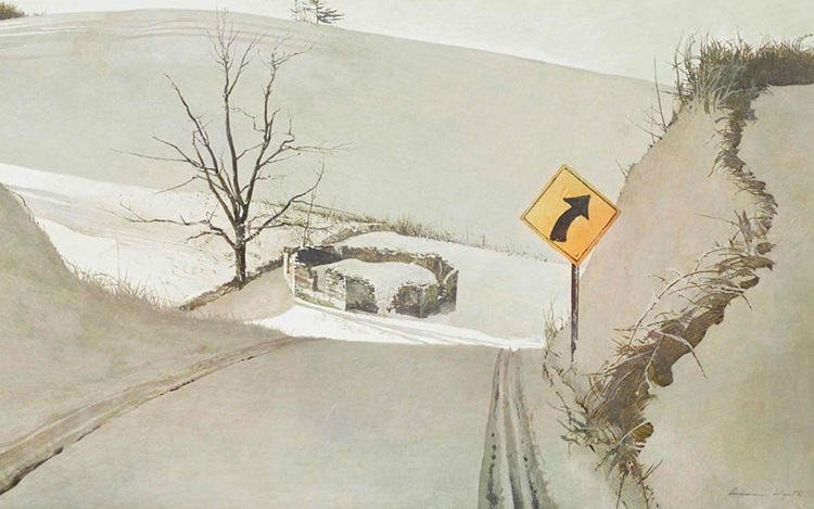 Viewing Room: Wyeths World auction at Christies
