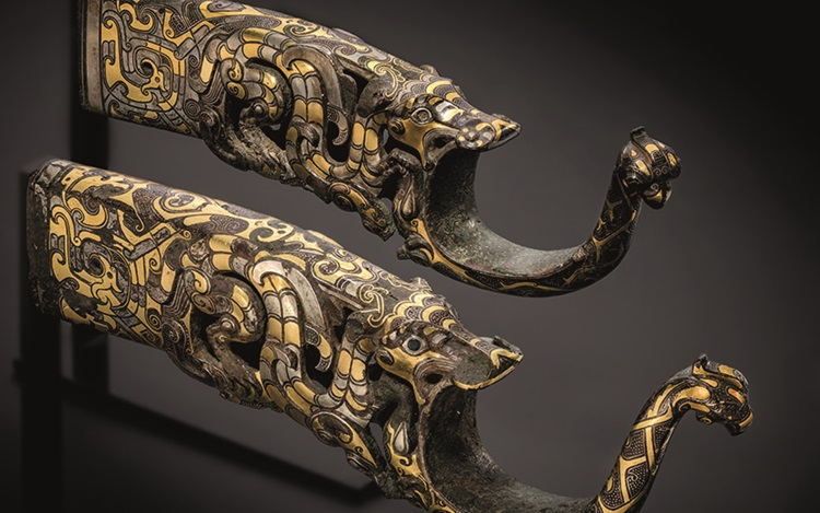 Viewing Room: Important Chines auction at Christies