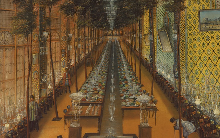 Viewing Room: Art of the Islam auction at Christies