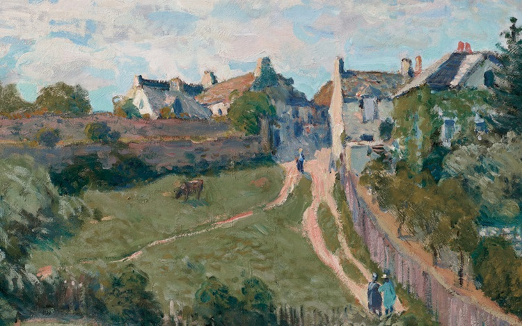 Viewing Room: Impressionist an auction at Christies