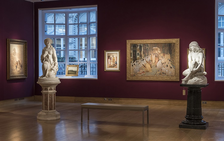 Virtual tour: Orientalist Art  auction at Christies