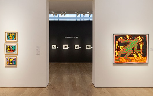Virtual tour: Prints and Multi auction at Christies