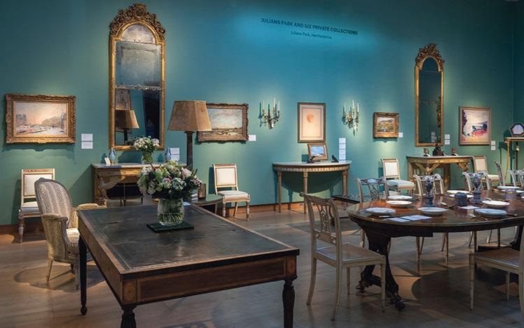 Virtual tour: Julians Park and auction at Christies