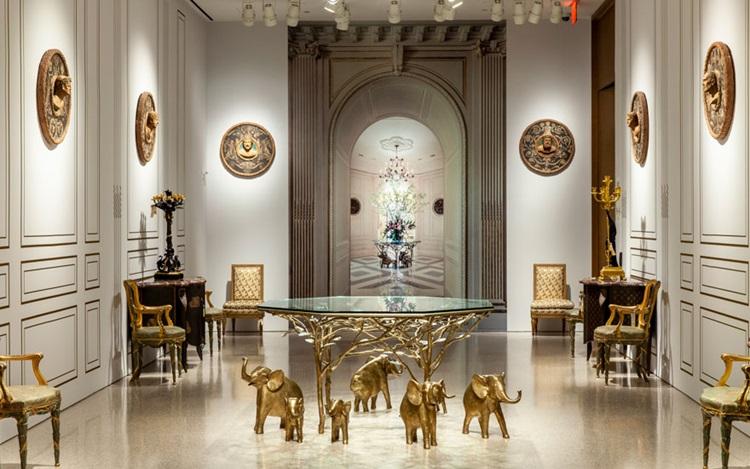 Virtual tour ǀ La Rêverie: The auction at Christies