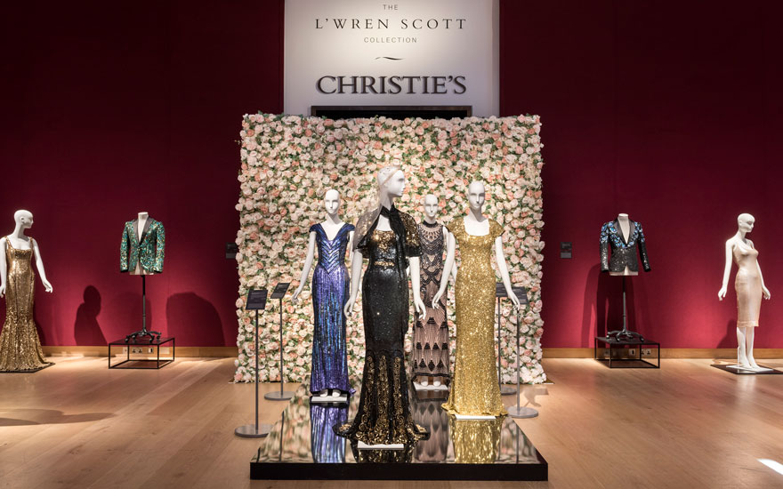 This week at Christie's Londo
