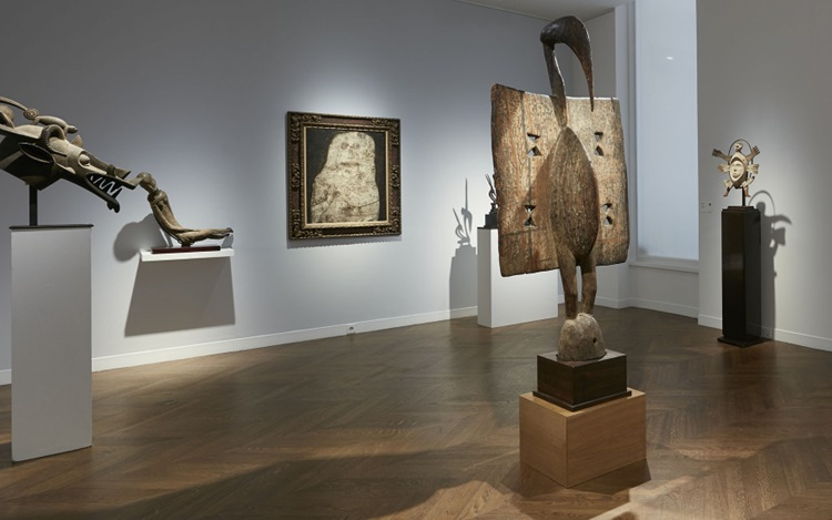 Virtual tour: Collection Miche auction at Christies