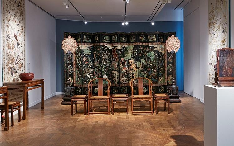 Virtual tour: Art d'Asie auction at Christies