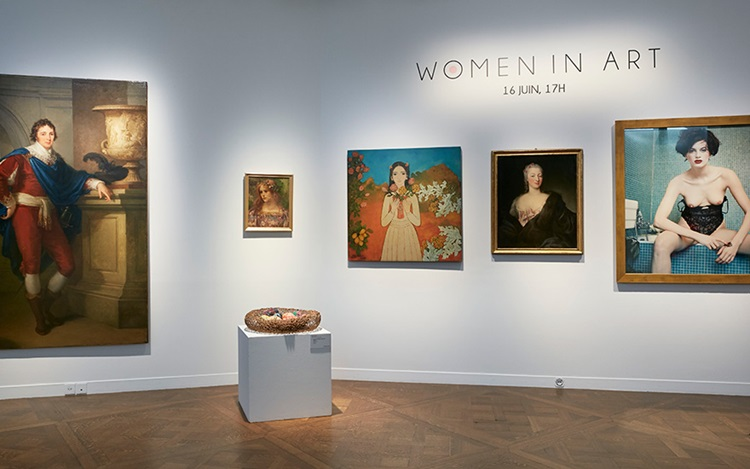 Virtual tour: Old Masters, Wom auction at Christies
