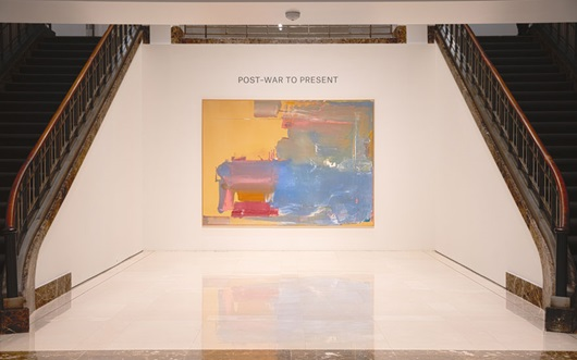 Virtual tour: Post-War to Pres auction at Christies