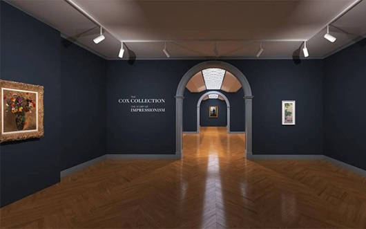Virtual tour: The Cox Collecti auction at Christies