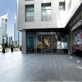 Christies-dubai-exterior-saleroom