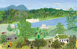 Anna-Mary-Robertson-Grandma-Moses-the-deep-river