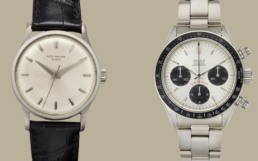 Viewing Room: Watches Private