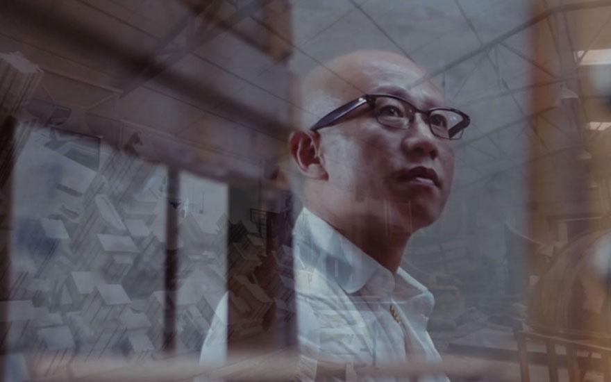 Studio visit: Liu Wei