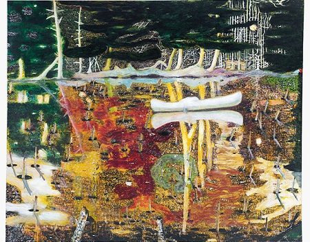 Peter Doig: The transformative landscape
