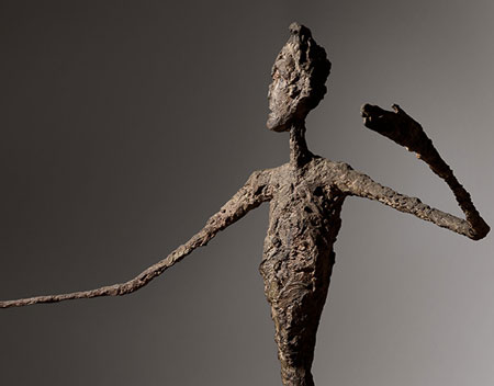 Giacometti: the defining gesture