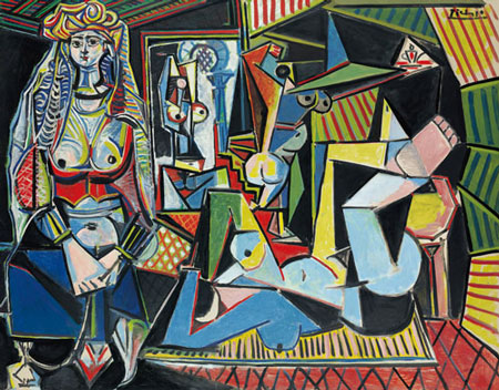 Picasso's 1950's masterpiece
