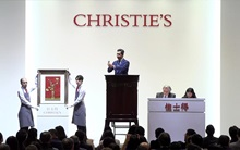 Wrap report: HK$2.6 billion of auction at Christies